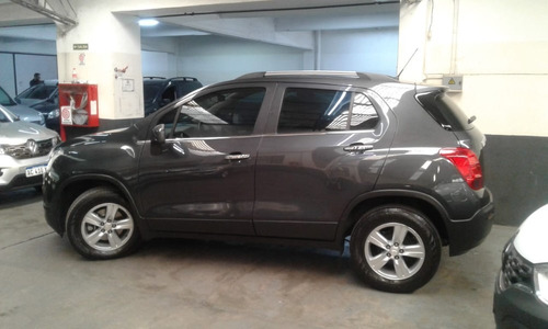 chevrolet tracker 1.8 ltz fwd mt 140cv impecable (ap)