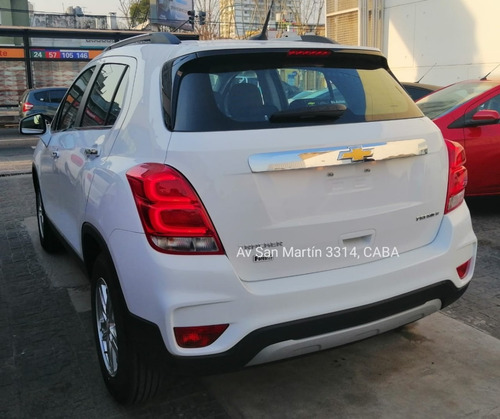 chevrolet tracker 1.8 ltz manual 0km 2020 oferta per 24 m #4