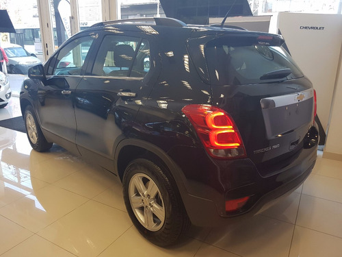 chevrolet tracker 1.8 ltz mt 4x2