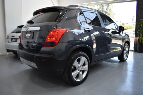 chevrolet tracker 1.8 ltz plus awd automatica - carcash
