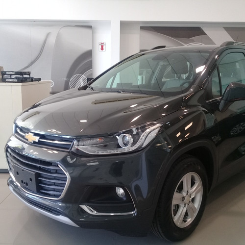 chevrolet tracker 1.8 ltz premier+ at4x4 mc