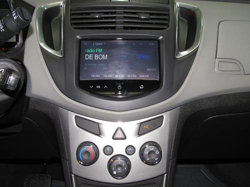 chevrolet tracker 1.8 mpfi ltz 4x2 16v flex 4p aut 2015