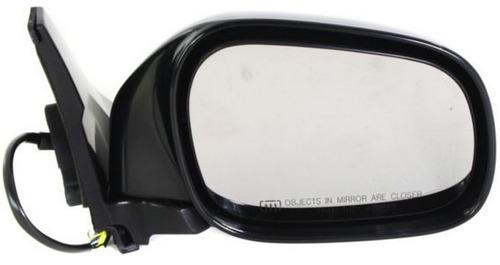 chevrolet tracker 1999 - 2008 espejo derecho c/ desempañante