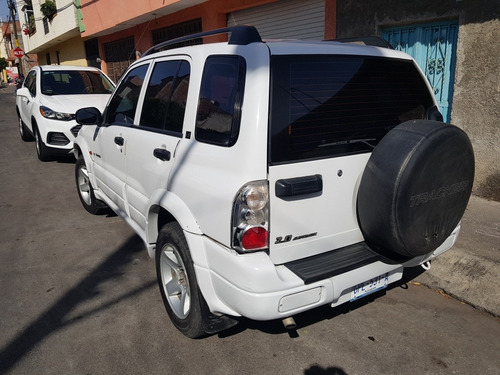 chevrolet tracker 2.0 a 4x2 mt 2007