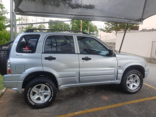chevrolet tracker 2.0 completo 4x4 , jipe, off road