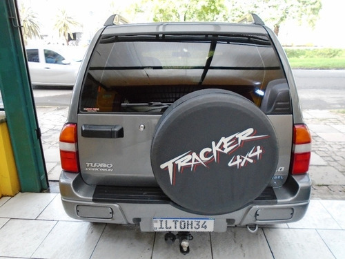 chevrolet tracker 2.0 diesel 4x4