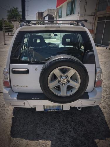 chevrolet tracker 2007 4x2 automatica con quemacocos