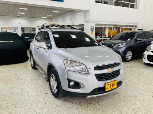 chevrolet tracker 2016 at