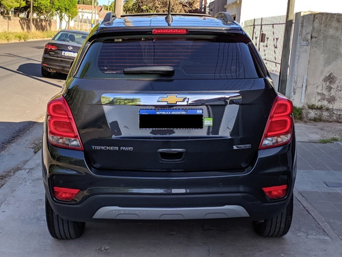 chevrolet tracker 2018  ltz premier+/at 4x4 1.8- 12.000km
