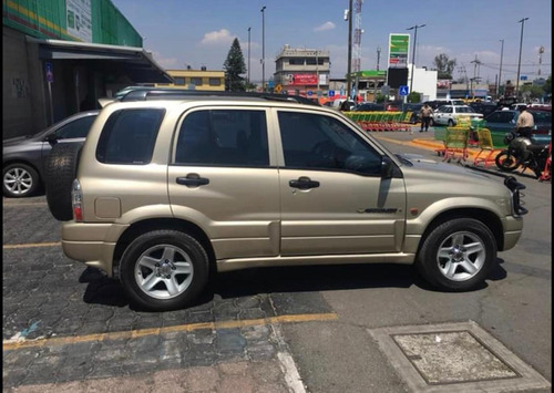 chevrolet tracker a cd suv aa ee 4x2 mt 2007