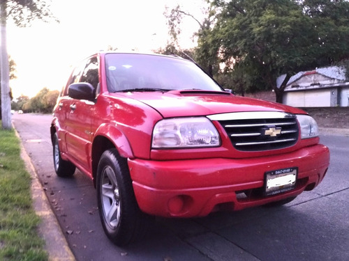chevrolet tracker a cd suv aa ee 4x2 mt 2008