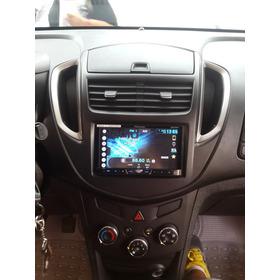 Chevrolet Tracker Accesorio Consola Kits Para El Radio
