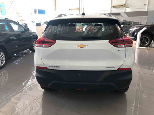 chevrolet tracker a/t 2020 0km blanco 5 puertas
