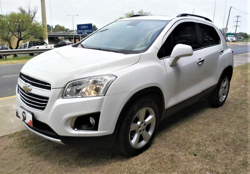 chevrolet tracker awd 4x4 ltz+