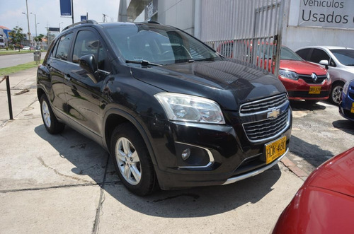 chevrolet tracker awd
