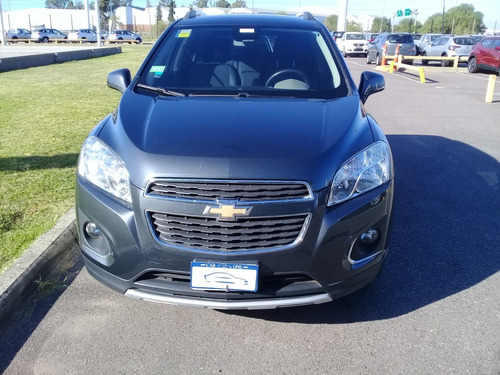 chevrolet tracker awd ltz + at 2014 car one jf