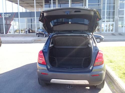 chevrolet tracker awd ltz + at 2014 car one jf