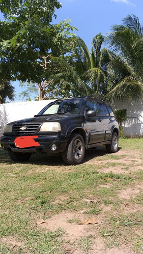 chevrolet tracker b cd suv aa ee 4x2 mt 2006