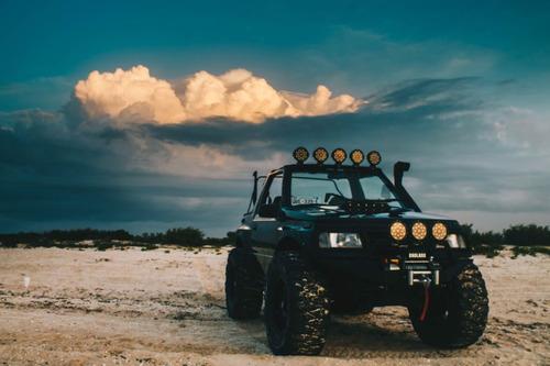 chevrolet tracker convertible 5vel 4x4 mt 1998