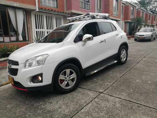 chevrolet tracker full equipo 2015