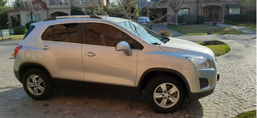 chevrolet tracker fwd 2015
