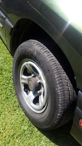 chevrolet tracker hard top aa cd 5 puertas 4x4 at muy bonita