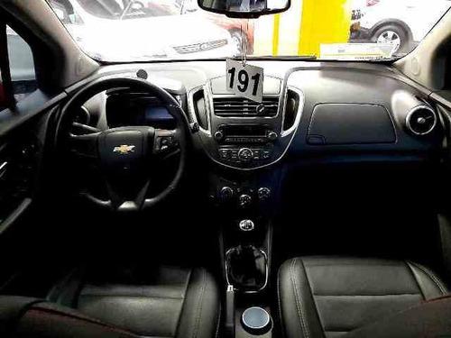chevrolet tracker ls 4x2 gasolina 1800cc