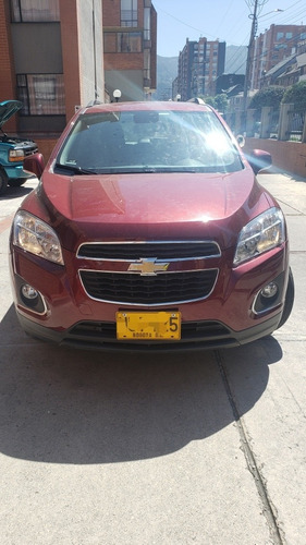 chevrolet tracker ls