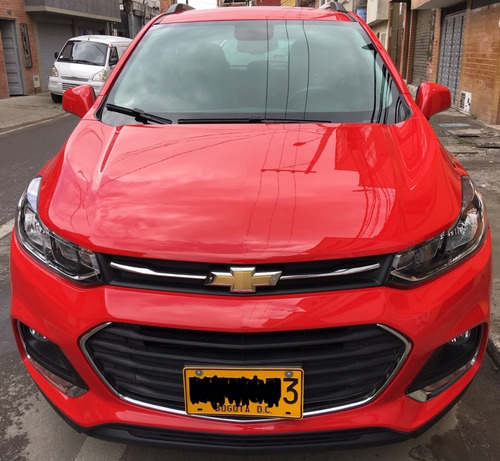 chevrolet tracker ls at 2017