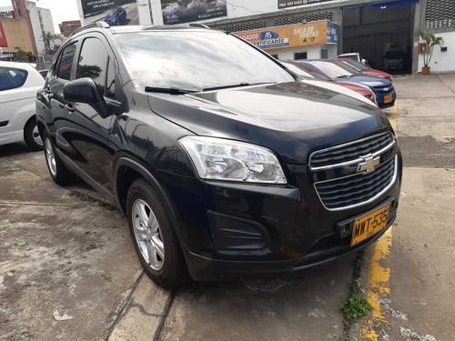 chevrolet tracker ls mecánica 2013