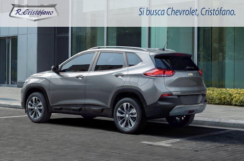 chevrolet tracker ls mt 2020 0km