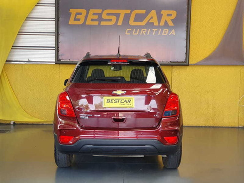 chevrolet tracker lt 1.4 16v turbo flex