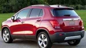 chevrolet tracker lt 1.8 2017