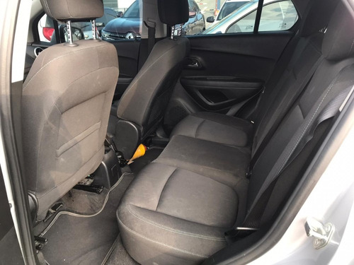 chevrolet tracker lt 1800cc automatico 4x2 gasolina