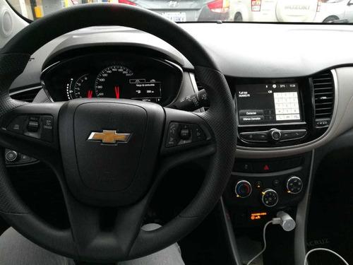 chevrolet tracker lt full 2017 automática 1800cc ac