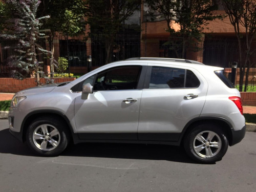 chevrolet tracker lt full equipo aut unica dueña perfecta