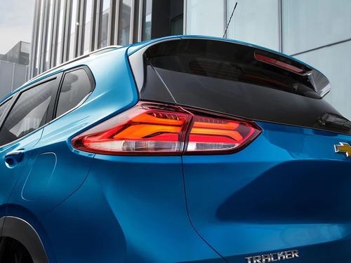 chevrolet tracker ltz 1.2 turbo suv 2020 0km azul #7