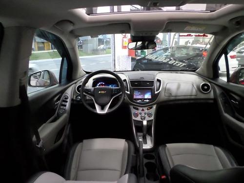 chevrolet tracker ltz 1.8 ecotec aut. 2014