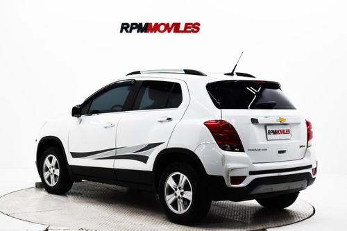 chevrolet tracker ltz + 4x4 at ln 2017 rpm moviles