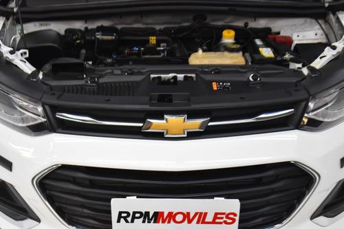 chevrolet tracker ltz + 4x4 at ln 2017 rpm moviles