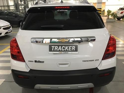 chevrolet tracker ltz 4x4 automatica #gr