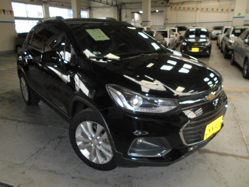 chevrolet tracker ltz at