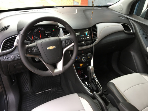 chevrolet tracker ltz + aut 4x4 0km 2019 canje financiacion