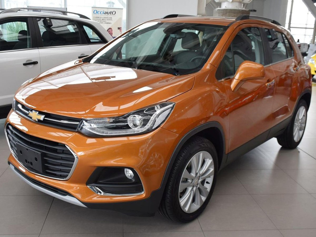 Chevrolet Tracker 2018 En Mercado Libre Colombia