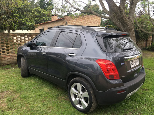 chevrolet tracker ltz awd 2014