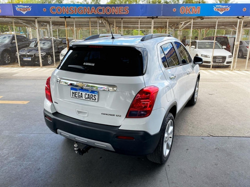 chevrolet tracker ltz plus 4x4 at 2016 - 1ra mano! impecable