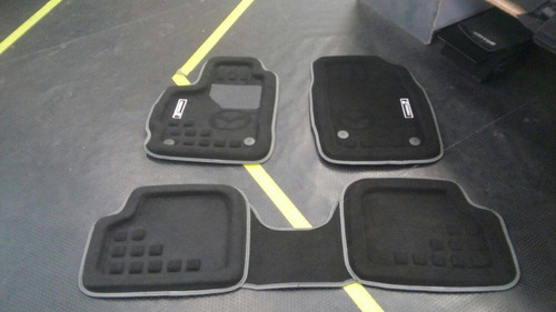 chevrolet tracker moquetas sistema catcher dirt 3d  tuning