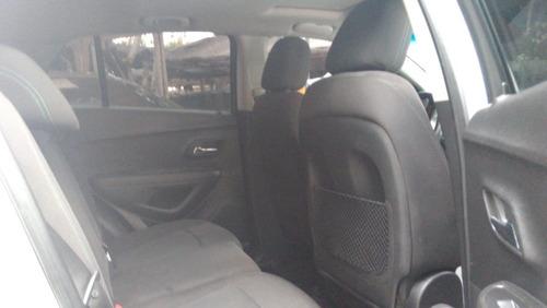 chevrolet tracker motor 1.8 2013 blanco 5 puertas