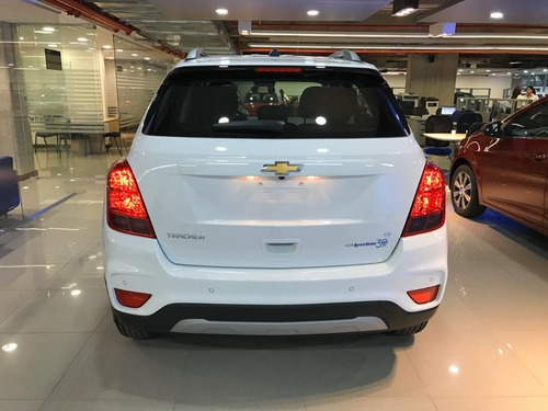 chevrolet tracker mt 0km