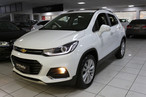 chevrolet tracker premier 1.4 turbo